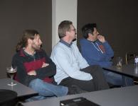 7 februari 2014 : Telescoopbouw