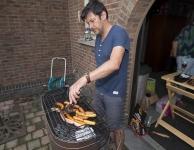 27 juni 2014 : BBQ ter afsluiting van het werkjaar