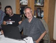 5 september 2014 : Recente fotografische resultaten van Dominique Dierick