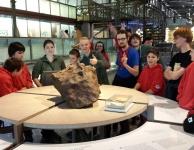 Grootste meteoriet Europa