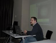 22 februari 2013: Afdelingsavond Wetteren: Webcam technieken door Bart De Clercq