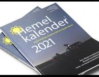 De Hemelkalender 2021: jouw onmisbare sterrenkundige gids
