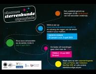 Vlaamse Sterrenkunde Olympiade gaat van start