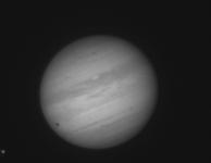 een voorbeeld van een waarneming: jupiter 21 augustus 2010