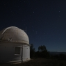 Night Sky Down Under Reynolds dome Mount Stromlo - Australia