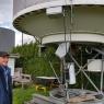 Werkgroepvergadering en bezoek Urania radiotelescoop 27 april 2019