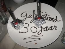 Etentje Verjaardag (04/02/2012).