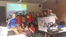 Noodweer Benelux tijdens de JVS zomersport
