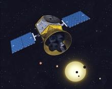 TESS - Transiting Exoplanet Survey Satellite
