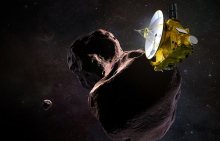 New Horizons bij Ultima Thule