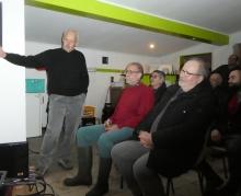VVS Klein-Brabant, vrijdag 15 maart 2019, sterrenkijkdag in Terhagen.