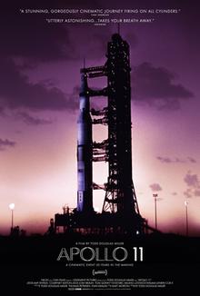 Apollo 11 in IMAX