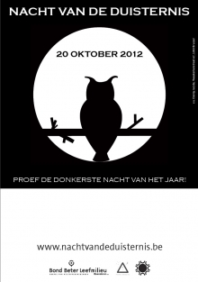 Nacht van de Duisternis, 20 oktober 2012, Kasterlee