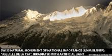 Petitie tegen lichtvervuiling in de Alpen