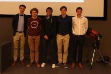 Vlaamse sterrenkundeolympiade bekroont finalisten 2017