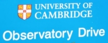 Bezoek IoA Cambridge University