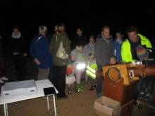 VVS Klein-Brabant, 20 oktober 2018: Nacht van de Duisternis