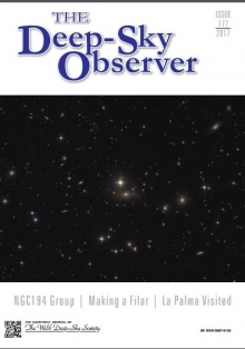 The Deep-Sky Observer 177 verschenen