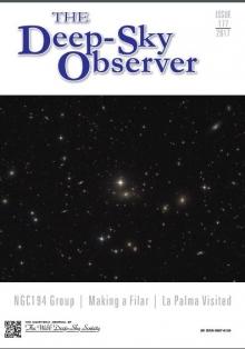 The Deep-Sky Observer 177 verschenen
