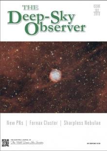 De Deep-Sky Observer 181 verschenen