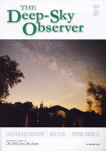 The Deep-Sky Observer 157 verschenen