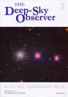 The Deep-Sky Observer 159 verschenen