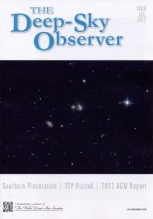 The Deep-Sky Observer 161 verschenen