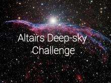 Altaïrs Deep-Sky Challenge april 2021