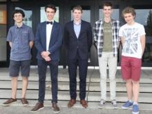 Vlaamse sterrenkundeolympiade bekroont finalisten 2016