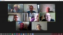 Helios Zoom vergadering 13 september 2020