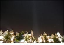 Nacht vd Duisternis, het Gentse lichtplan gemeten en gewogen