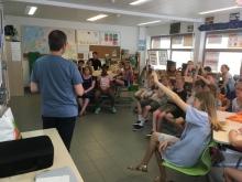 Lessenreeks Basisschool Hoegaarden
