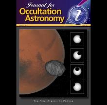 Journal for Occultation Astronomie 3/2019