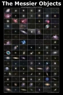 20 Messier-objecten