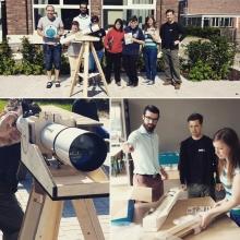 Telescoop in Genk