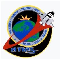 25 jaar Atlantis STS-45