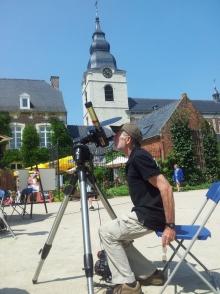 VVS Capella Hoegaarden kijkt naar de Zon op zondag 22 September 2013