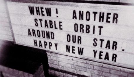 Beste wensen voor 2018!