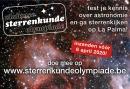 Vlaamse Sterrenkunde Olympiade gaat van start!