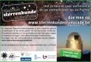 Finale Vlaamse Sterrenkunde Olympiade op 5 mei