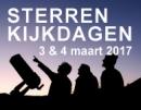 Sterrenkijkdagen op 3 en 4 maart 2017