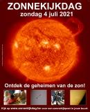 Zonnekijkdag op 4 juli 2021