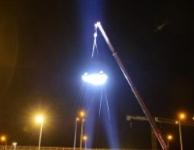Hyundai dimt stuntverlichting