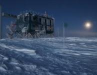 Ice Cube, neutrino's gevangen in het ijs. Lezing door Prof. Dr. Catherine De Clerq