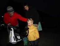 Kijkavond voor de kinderen van Kikvorst op 18 jan. 2012 te Kruibeke