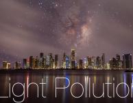 Video de wereld zonder lichtvervuiling