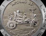 45 jaar geleden: Apollo 15 & LRV