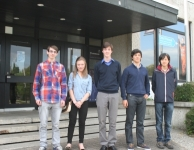 De finalisten van de VSO 2014