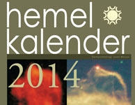 De Hemelkalender 2014 is er!
