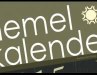 De Hemelkalender: alle sterrenkundige gebeurtenissen in 2015 in één boek